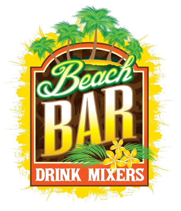 Beach Bar Mixers Logo